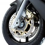 Aprilia SRV850 Front Brakes