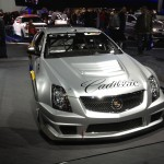 Cadillac CTSV Coupe Race Car
