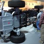 2013 Ford SVT Raptor Chassis Detail