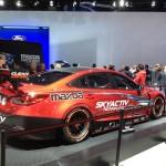 2014 Mazda6 Skyactiv Diesel Race Car