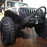 "Mopar Jeep Wrangler on 42.5"" Tires"