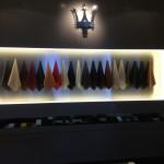 Maserati Interior and Exterior Color Palette
