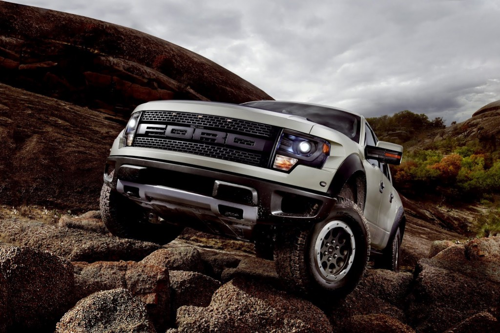 2013 Ford SVT Raptor