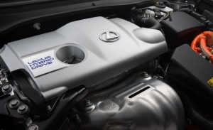 2013 Lexus ES300 Hybrid