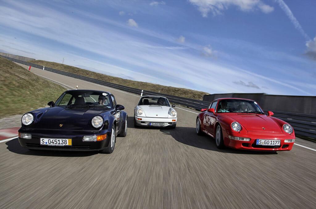 Porsche Museum drive courtesy of Autoblog