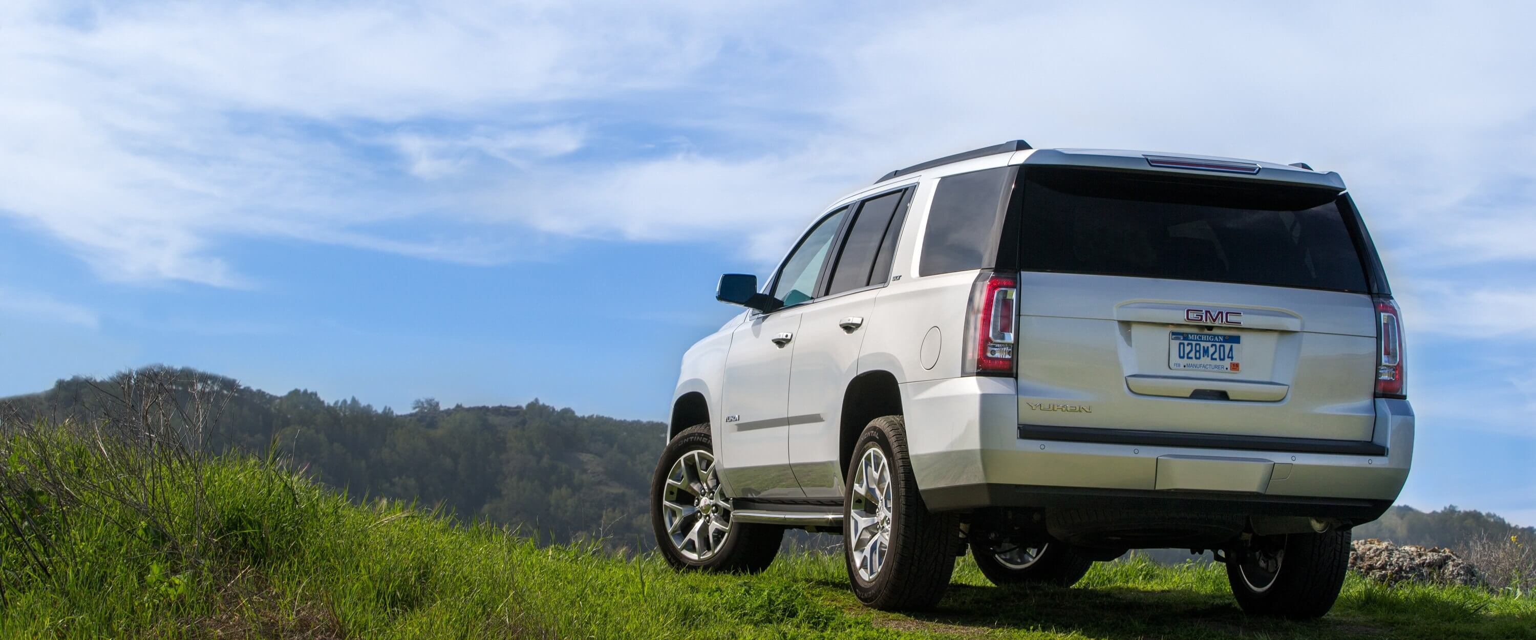 2015 GMC Yukon SLT Feature