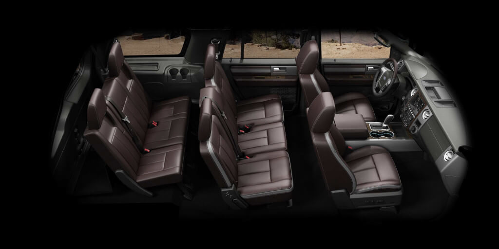 2015 Ford Expedition Platinum Series